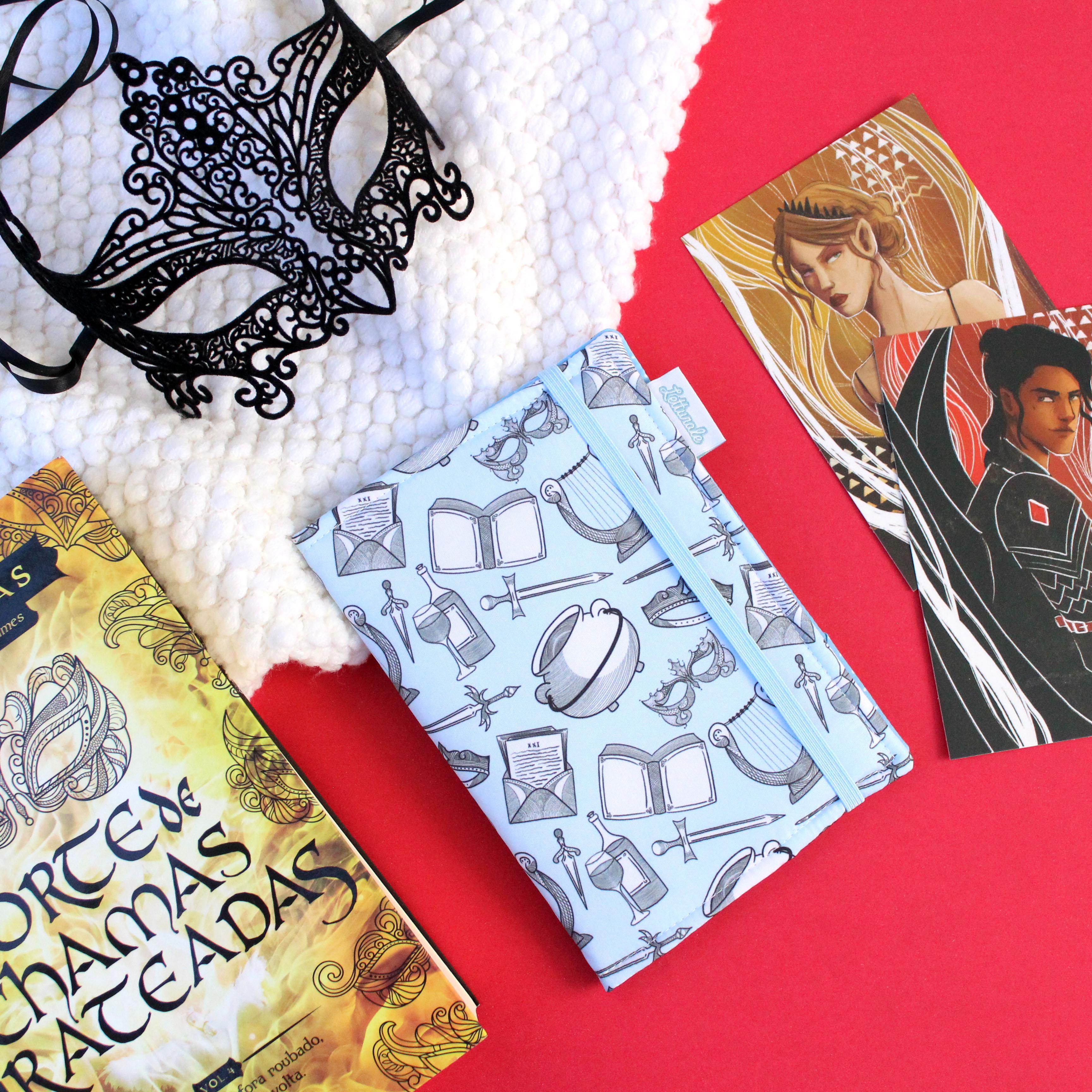 Capa para Kindle Paperwhite A Jornada de Nestha  | ESTAMPA EXCLUSIVA