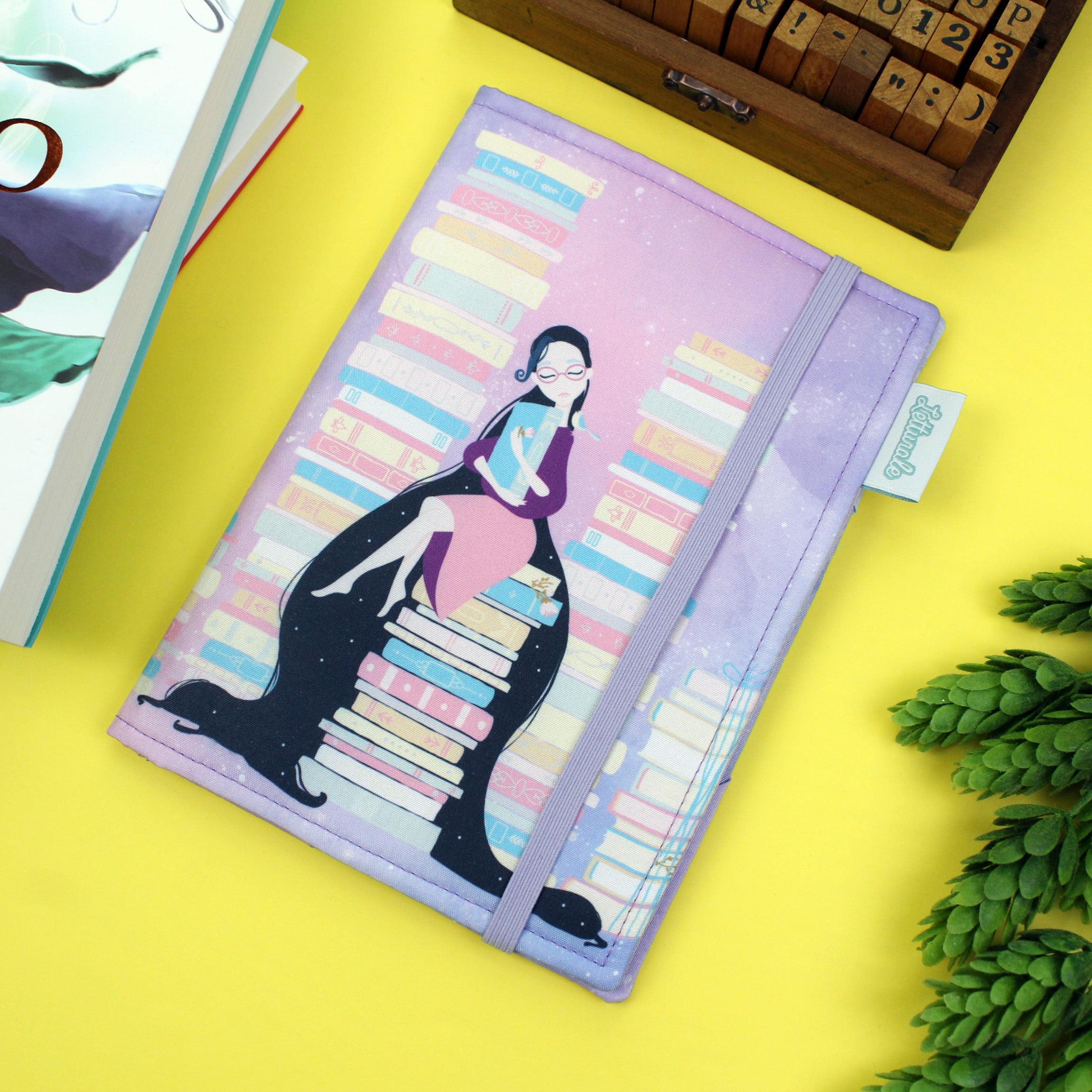Capa para Kindle PaperWhite Galáxia de Livros - PRAZO DE PRODUÇÃO: 15 DIAS ÚTEIS