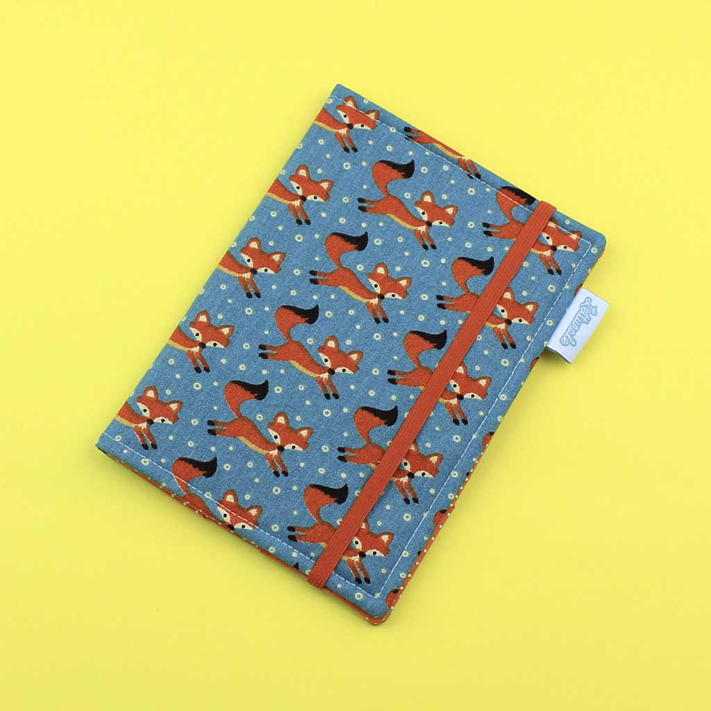 Capa para Kindle PaperWhite Raposas