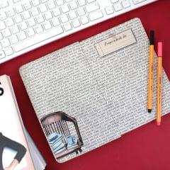 Caderno Booklover 1.0