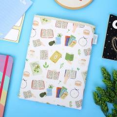 Book Sleeve Slim Cozy Book