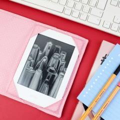 Capa para Kindle 8º e 10º Geração Lhamas