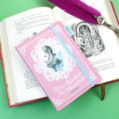Capa para Kindle PaperWhite Alice's Adventures In Wonderland - PRAZO DE PRODUÇÃO: 15 DIAS ÚTEIS