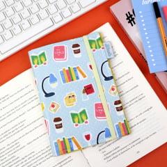 Capa para Kindle PaperWhite Book Life - PRAZO DE PRODUÇÃO: 15 DIAS ÚTEIS