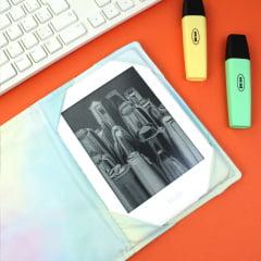 Capa para Kindle PaperWhite Booklover 2.0 - PRAZO DE PRODUÇÃO: 15 DIAS ÚTEIS