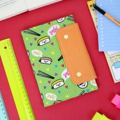 Capa para Kindle PaperWhite Sushi - PRONTA-ENTREGA
