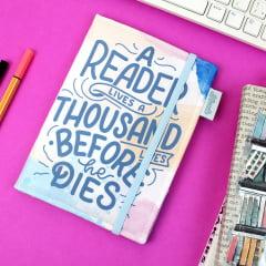 Capa para Kindle PaperWhite Thousand Lives - PRAZO DE PRODUÇÃO: 15 DIAS ÚTEIS