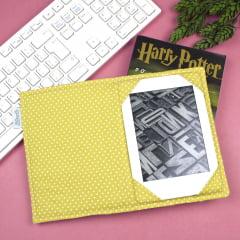 Capa para Kindle 8º e 10º Geração Harry Potter Elements - PRONTA-ENTREGA