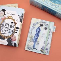 Capa para Kindle PaperWhite Orgulho e Preconceito - PRONTA-ENTREGA