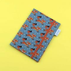 Capa para Kindle PaperWhite Raposas - PRONTA-ENTREGA