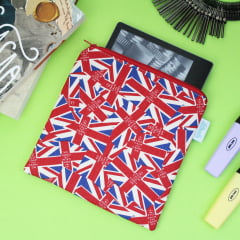 Case para Kindle Oasis Keel Calm and Carry On