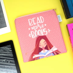 Case para Kindle Oasis Read More Books
