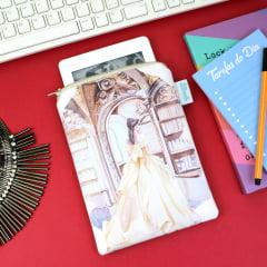Case para leitor digital Beauty and the Beast - PRAZO DE PRODUÇÃO: 15 DIAS ÚTEIS