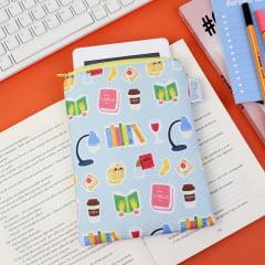 Case para leitor digital Book Life - PRAZO DE PRODUÇÃO: 15 DIAS ÚTEIS