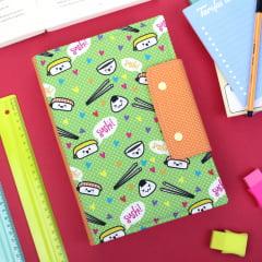 Capa para livro Sushi